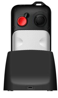 Мобільний телефон Astro B200 RX White 4