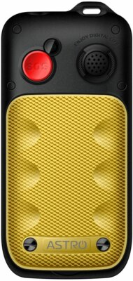Мобільний телефон Astro B200 RX Yellow 3