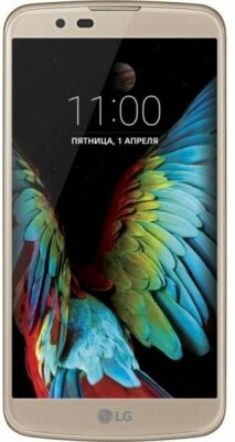 Смартфон LG K430 K10 LTE Gold 1