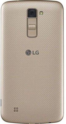 Смартфон LG K430 K10 LTE Gold 3