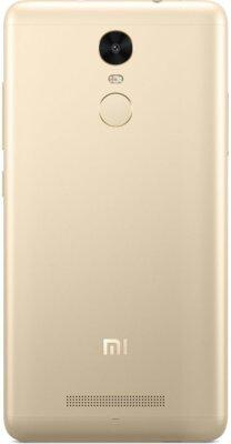 Смартфон Xiaomi Redmi Note 3 Pro 32Gb Gold Українська версія 5