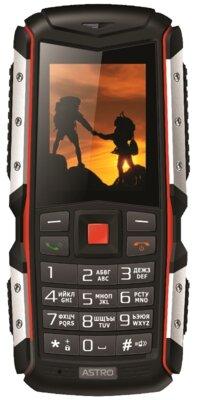 Мобильный телефон Astro A200 RX Blaсk-Orange 1
