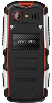 Мобильный телефон Astro A200 RX Blaсk-Orange 2