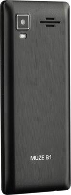 Мобильный телефон Prestigio 1280 Muze B1 Dual Sim Black 5