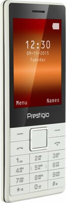 Мобільний телефон Prestigio 1280 Muze B1 Dual Sim White 3