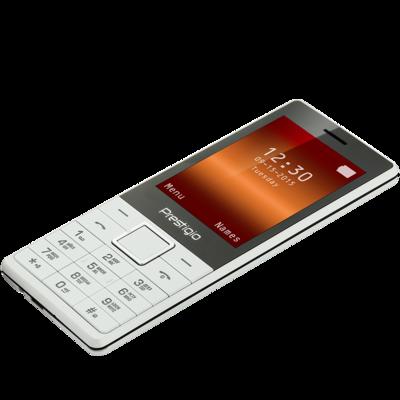 Мобільний телефон Prestigio 1280 Muze B1 Dual Sim White 4