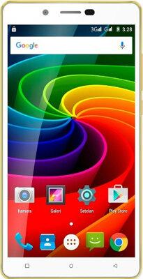 Смартфон Nous NS 5511 White Gold 1