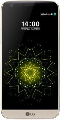 Смартфон LG H845 G5 SE Gold 1