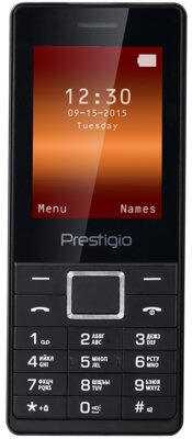 Мобильный телефон Prestigio 1241 Muze A1 Dual Sim Black 1
