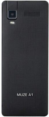 Мобильный телефон Prestigio 1241 Muze A1 Dual Sim Black 2
