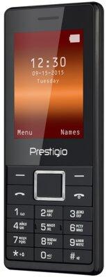 Мобильный телефон Prestigio 1241 Muze A1 Dual Sim Black 4