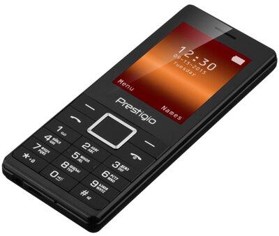 Мобильный телефон Prestigio 1241 Muze A1 Dual Sim Black 6