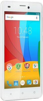 Смартфон Prestigio MultiPhone 3507 Wize N3 Dual White 2