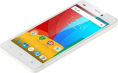 Смартфон Prestigio MultiPhone 3507 Wize N3 Dual White 4