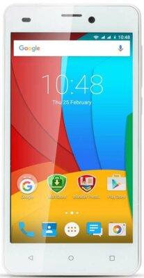 Смартфон Prestigio MultiPhone 5502 Muze A5 Dual White 1