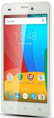 Смартфон Prestigio MultiPhone 5502 Muze A5 Dual White 2