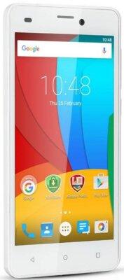 Смартфон Prestigio MultiPhone 5502 Muze A5 Dual White 3