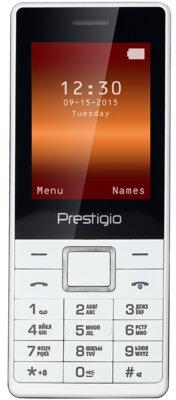 Мобильный телефон Prestigio 1241 Muze A1 Dual Sim White 1