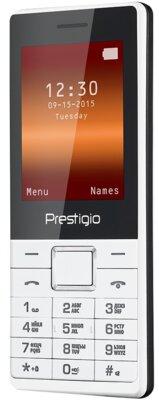 Мобильный телефон Prestigio 1241 Muze A1 Dual Sim White 4