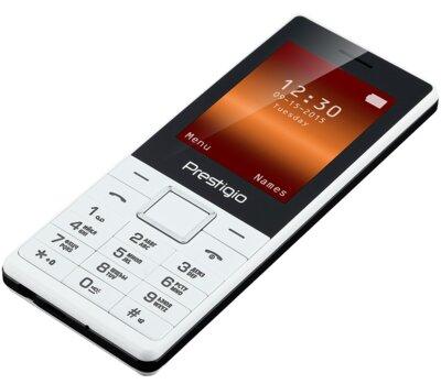 Мобильный телефон Prestigio 1241 Muze A1 Dual Sim White 6