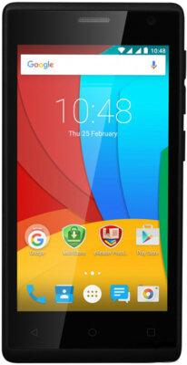 Смартфон Prestigio MultiPhone 3458 Wize O3 Duo Black 1