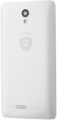 Смартфон Prestigio MultiPhone 3458 Wize O3 Duo White 2