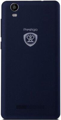 Смартфон Prestigio MultiPhone 3506 Wize M3 Dual Dark Blue 2