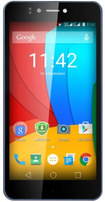 Смартфон Prestigio MultiPhone  7530 Muze A7 Dual Black 1