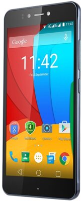 Смартфон Prestigio MultiPhone  7530 Muze A7 Dual Black 3