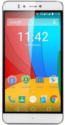 Смартфон Prestigio MultiPhone  7530 Muze A7 Dual White 1
