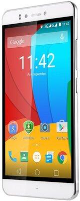 Смартфон Prestigio MultiPhone  7530 Muze A7 Dual White 3