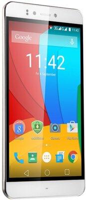 Смартфон Prestigio MultiPhone  7530 Muze A7 Dual White 4