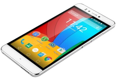 Смартфон Prestigio MultiPhone  7530 Muze A7 Dual White 5