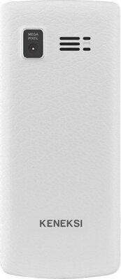 Мобільний телефон Keneksi X9  white 2