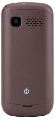 Мобільний телефон Nomi i177 Metal Brown 2