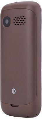 Мобільний телефон Nomi i177 Metal Brown 5