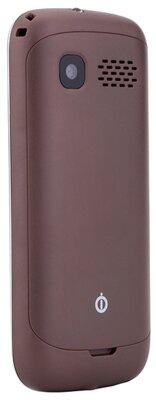 Мобільний телефон Nomi i177 Metal Brown 7