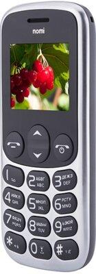 Мобильный телефон Nomi i177 Metal Grey 5