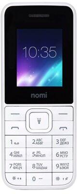 Мобильный телефон Nomi i182 White 1
