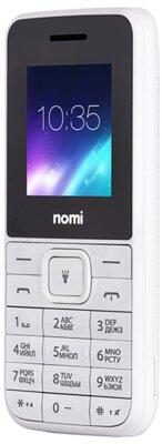 Мобильный телефон Nomi i182 White 5