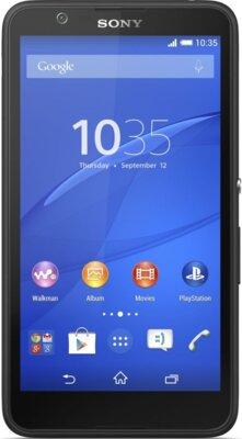 Смартфон Sony Xperia E4 Dual E2115 Black 2