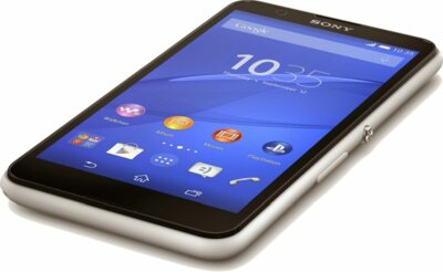 Смартфон Sony Xperia E4 Dual E2115 White 2