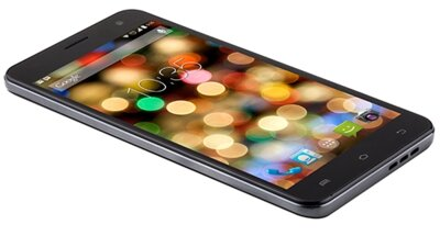 Смартфон Nomi i504 Dream Black 7