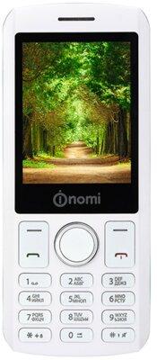 Мобильный телефон Nomi i243 White-Blue 1