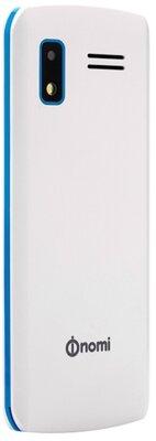 Мобильный телефон Nomi i243 White-Blue 7
