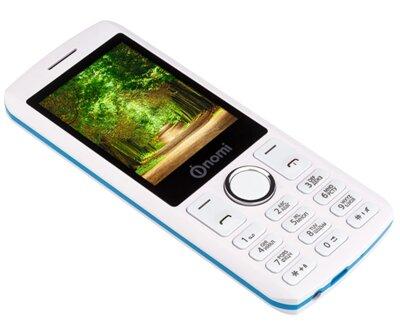 Мобильный телефон Nomi i243 White-Blue 8