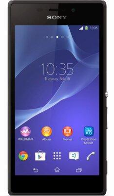 Смартфон Sony Xperia M2 Dual D2302 Black 1