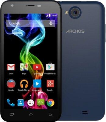Смартфон Archos 50C Platinum Blue 1