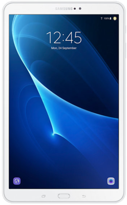 Планшет Samsung Galaxy Tab A 10.1 (2016) Wi-Fi SM-T580 White 1