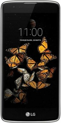 Смартфон LG K350E K8 LTE Gold 1